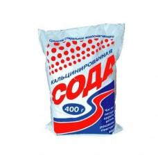 Химпродукция: Сода 400г кальцинированная п/э пакет