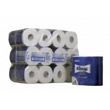 Kimberly-Clark: Бумага туалетная Клинекс 19м 4сл белая