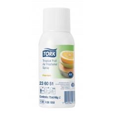 Tork: Освежитель воздуха A1 Premium 75 мл фруктовый аэрозольный