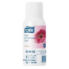 Tork: Освежитель воздуха A1 Premium 75 мл цветочный аэрозольный
