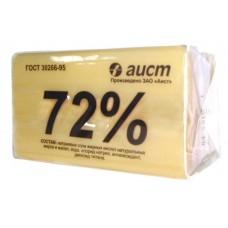 Мыло хозяйственное: 200г 72% Аист в упаковке