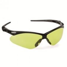 Kimberly-Clark СИЗ: Очки Джексон Сафети V30 защитные с янтарными линзами