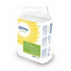 Kimberly-Clark: Полотенца бумажные Клинекс Слимролл 100м/20 1сл белые