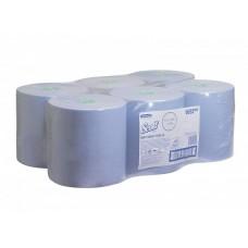 Kimberly-Clark: Полотенца бумажные Скотт Макс 350м/19 1сл синие