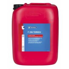 KiiltoClean: Торкку F206 20л кислое моющее средство для молочных хозяйств