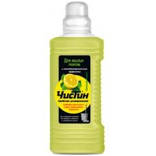 Чистящее средство: ЧИСТИН 1л моющее средство для полов Лимон