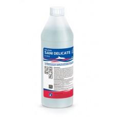 Dolphin: Сани-Деликат 1л для ежедневной уборки влажных помещений