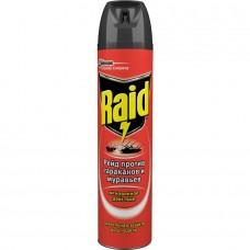 Инсектициды: от ползающих Рейд 300мл аэрозоль