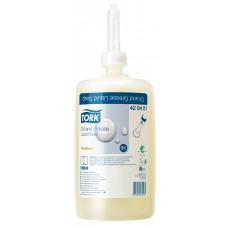 Tork: Мыло S1 очиститель Premium 1 литр жидкое для рук от жировых и технических загрязнений