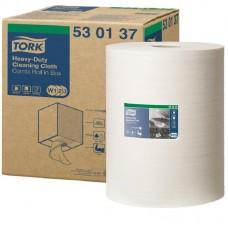Tork: Салфетка W1, W2, W3 Premium 106м/32 1сл 280л нетканый материал повышенной прочности белая