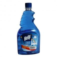 Чистящее средство: ХЭЛП 750мл для стекол запасной блок