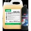 Pro-Brite: ПРОФИТ Сани-Гель 750мл для санузлов концентрат