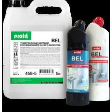 Pro-Brite: ПРОФИТ Бел 5л гель для санитарных зон с отбеливающим эффектом