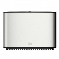Tork: Диспенсер T2 Aluminium для туалетной бумаги в мини-рулоне металлический