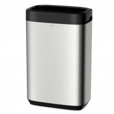 Tork: Корзина B1 Aluminium 50л для мусора металлическая