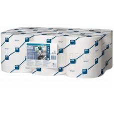 Tork: Полотенца бумажные M4 Reflex Плюс 151м/19 2сл протироч в рулоне с ЦВ белые