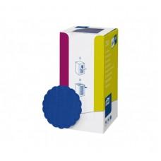 Tork: Коастер (подставка под чашку) Advanced 250л 8сл d.9см темно-синий