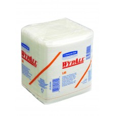 Kimberly-Clark: Салфетки Вайпол L40 1сл 33х32см белые
