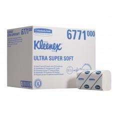 Kimberly-Clark: Полотенца бумажные Клинекс Ультра 96л 3сл 31,5х21,5см белые
