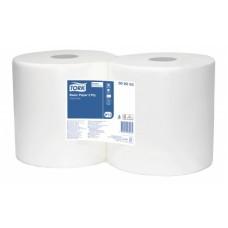 Tork: Салфетка W1, W2 Advanced 264м/25,5 2сл 800л бумажная протирочная белая