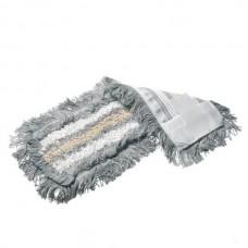 Vileda: Моющая насадка КомбиСпид Трио 50см серо-белая