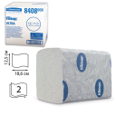 Kimberly-Clark: Бумага туалетная Клинекс Ультра 200л 2сл белая