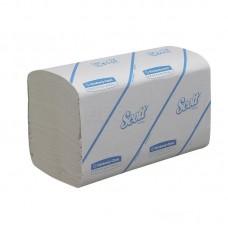 Kimberly-Clark: Полотенца бумажные Скотт 212л 1сл 31,5х21,5см белые
