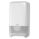 Tork: Диспенсер T6 Elevation для туалетной бумаги в компактных рулонах белый