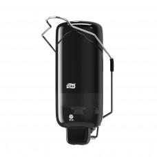 Tork: Диспенсер S1 Elevation 1л для жидкого мыла черный с локтевым приводом