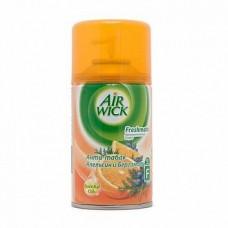 Освежители воздуха: АИРВИК 250мл авт. (зап.блок) Антитабак апельсин и бергамот