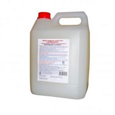 Мыло жидкое: СЕРЕБРЯНОЕ 5л туалетное с протеинами шелка
