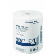Kimberly-Clark: Салфетки Вайпол X60 750 листов 1-слойные белые