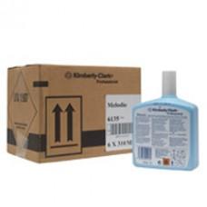 Kimberly-Clark: Освежитель воздуха Мелодия 310 мл цветочный с оттенком пряностей