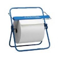 Kimberly-Clark: Диспенсер для протирочных рулонов металл синий