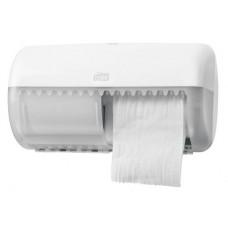 Tork: Диспенсер T4 Elevation для туалетной бумаги в стандартных рулонах белый