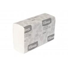 Kimberly-Clark: Полотенца бумажные Клинекс Мультифолд 150л 1сл 23,5х23,0см белые