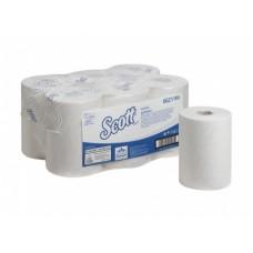 Kimberly-Clark: Полотенца бумажные Скотт Контрол 150м/19,8 1сл белые