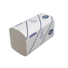 Kimberly-Clark: Полотенца бумажные Клинекс Ультра 186 листов 2-слойные белые