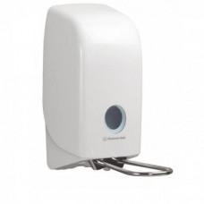 Kimberly-Clark: Диспенсер Аквариус для мыла с локтевым приводом белый
