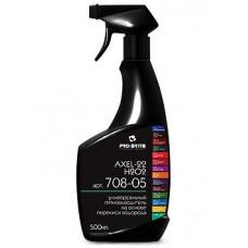 Pro-Brite: Аксель-22 H2O2 500мл пятновыводитель на основе перекиси водорода