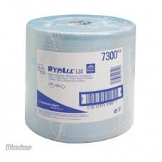 Kimberly-Clark: Салфетки Вайпол L30 500 листов 2-слойные синие