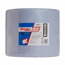 Kimberly-Clark: Салфетки Вайпол L30 670л 3сл синие