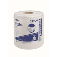 Kimberly-Clark: Салфетки Вайпол L10 525л 1сл белые
