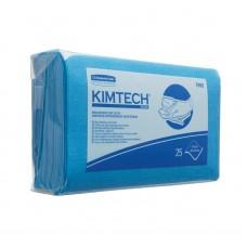 Kimberly-Clark: Салфетки Кимтех 1сл 56х22,8см липкие синие