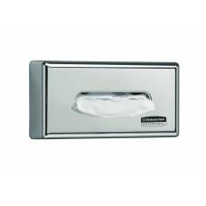 Kimberly-Clark: Диспенсер для салфеток для лица серый