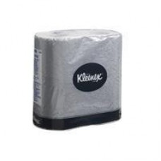 Kimberly-Clark: Бумага туалетная Клинекс 25 метров 2-слойная белая