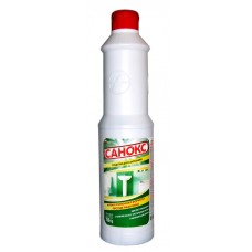 Чистящее средство: САНОКС 750мл от ржавчины, известковых, органических отложений