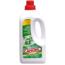 Чистящее средство: САНОКС 1,1л от ржавчины, известковых, органических отложений