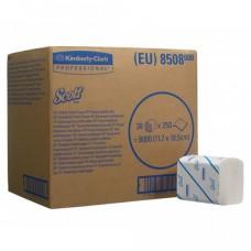 Kimberly-Clark: Бумага туалетная Скотт 250л 2сл белая