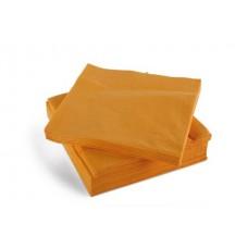 Tork: Салфетки Advanced 200л 2сл 33х33см 1/4 оранжевые